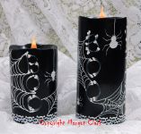 Halloween Candles E-Packet 234
