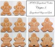 MUD Gingerbread Cookies Chapter Three Kids