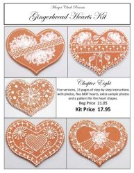 Gingerbread Hearts Kit