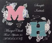 Floral Alphabet for MUDDING Tutorial