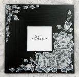 MUD Roses Mirror Tutorial