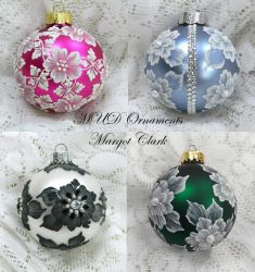 MUD Ornaments Basics E-Packet 241