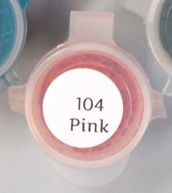 104 Pink MUD Colorant
